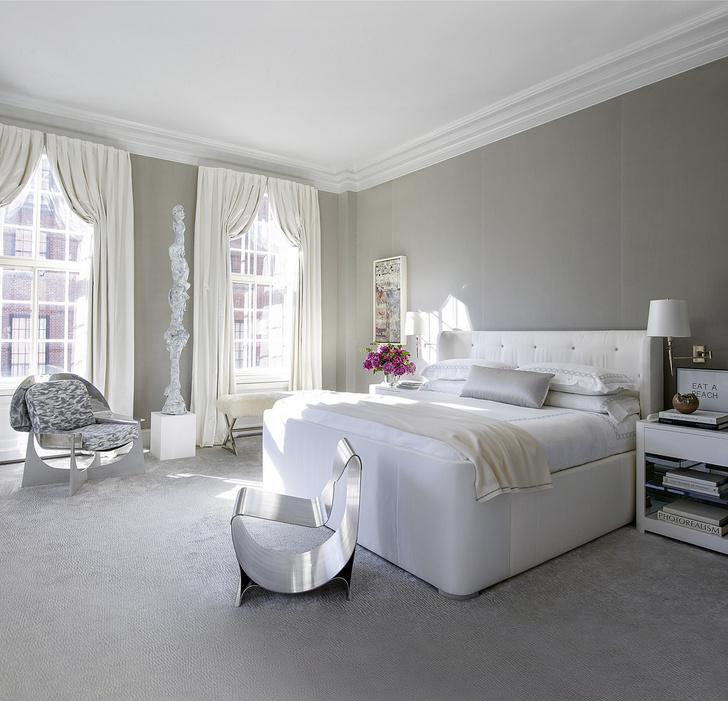 Клуб знатоков: нью-йоркская квартира с шедеврами искусства (фото 12)