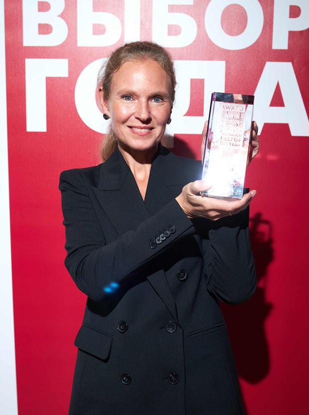 VI церемония награждения победителей  Премии ELLE DECORATION «Выбор года» (фото 6)
