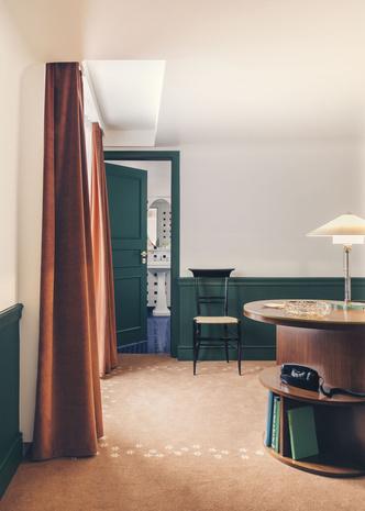 Experimental Chalet: новый дизайнерский отель в Альпах (фото 6.1)