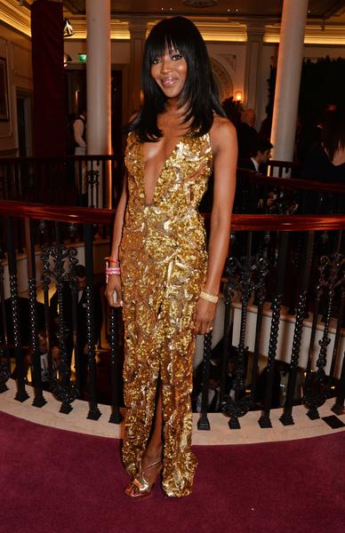 Лучшие вечерние платье Наоми Кэмпбелл | галерея [1] фото [2]