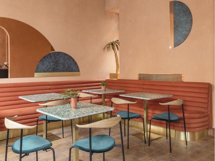 Солнечное Средиземноморье: ресторан в Лондоне (фото 4)