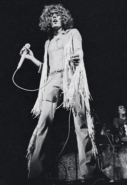 Лидер группы The Who Роджер Далтри