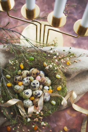 Как украсить праздничный стол к Пасхе ? (фото 10)