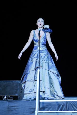 Показы мод Richie Rich Осень-зима 2011-2012 | Подиум на ELLE - Подиум - фото 2436
