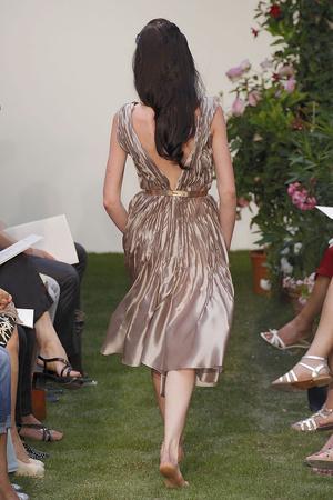 Показ Maison Rabih коллекции сезона Осень-зима 2010-2011 года haute couture - www.elle.ru - Подиум - фото 168229