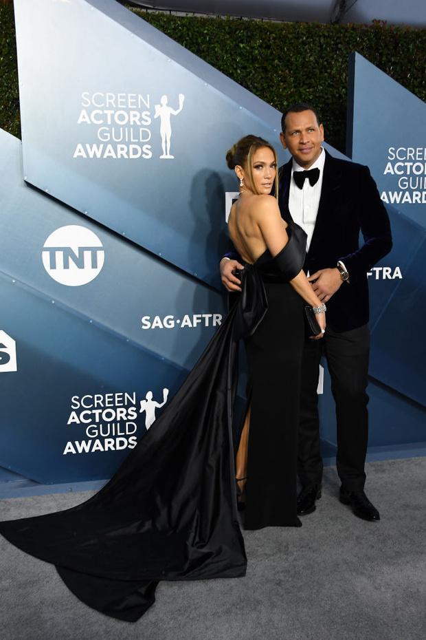 Группа поддержки: самые красивые пары на SAG Awards (фото 1)