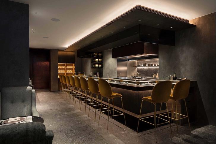 Изысканный японский ресторан Ryota Kapou Modern (фото 6)