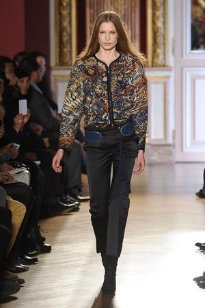 Показы мод Barbara Bui Осень-зима 2012-2013 | Подиум на ELLE - Подиум - фото 1449