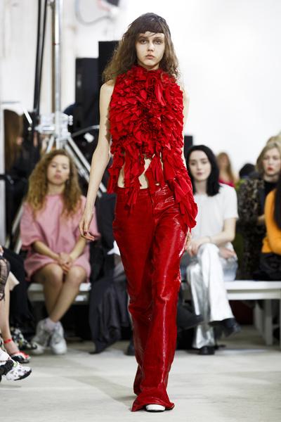 Неделя моды в Лондоне: день пятый | галерея [2] фото [12]