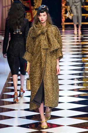 Dolce & Gabbana | Подиум на ELLE - Подиум - фото 4541