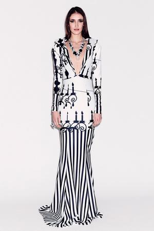 Показ Epson Digital Couture коллекции сезона Осень-зима 2017-2018 года prêt-à-porter - www.elle.ru - Подиум - фото 619124