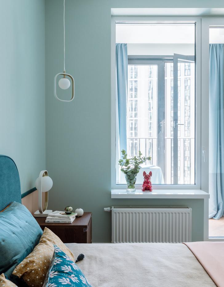 Эклектичная квартира 38 м² в Москве (фото 11)