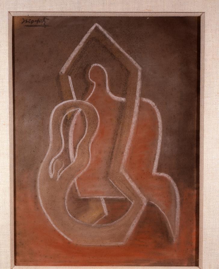 Выставка Жака Липшица в ММОМА (фото 11)