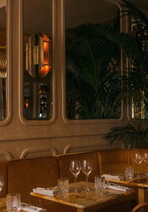 Ресторан Nolinski в стиле ар-деко (фото 4.2)