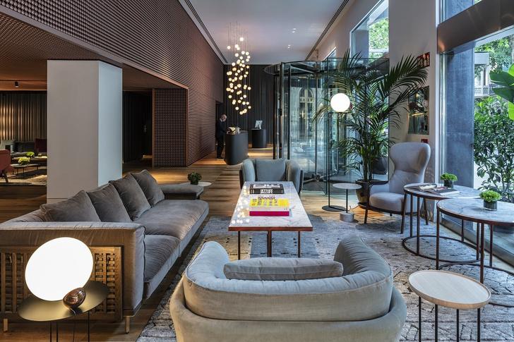 Бутик-отель Sir Victor в Барселоне (фото 2)