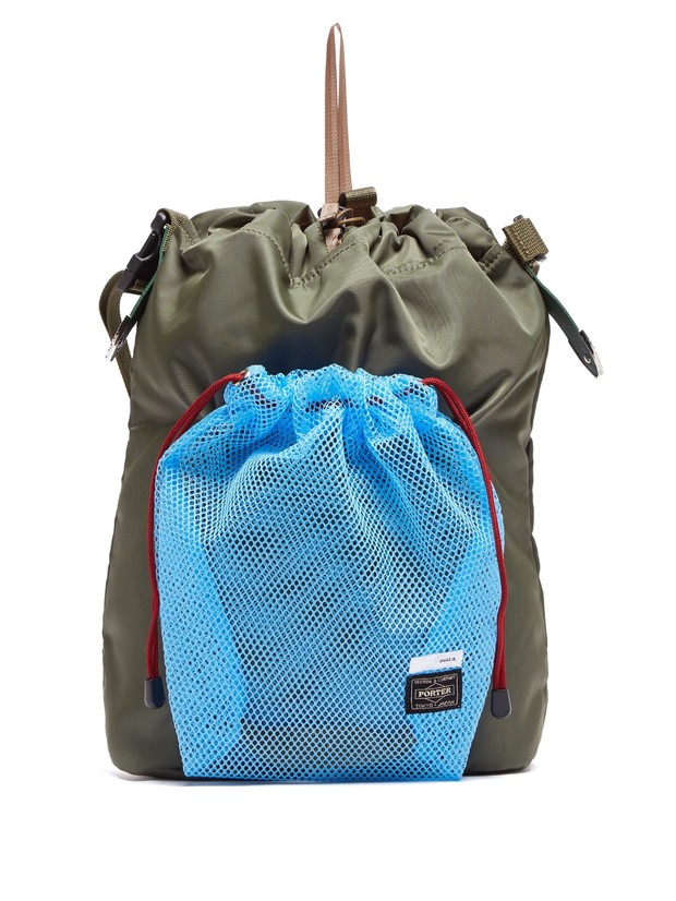 15 нейлоновых сумок и рюкзаков на каждый день (фото 8)