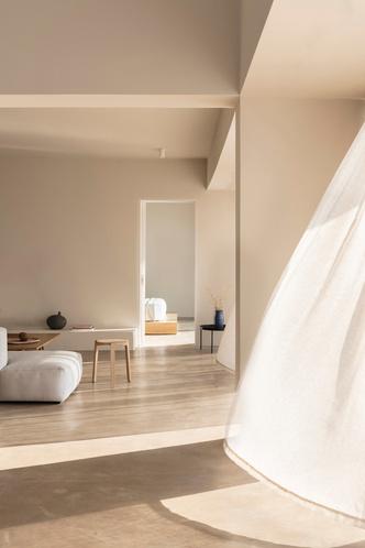 Белоснежная вилла на Санторини от Kapsimalis Architects (фото 25.2)
