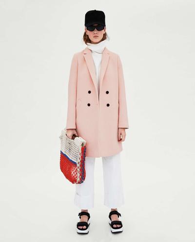 Где купить пальто? Красивые и практичные варианты за 15, 30 и 50 тысяч рублей (галерея 3, фото 9)