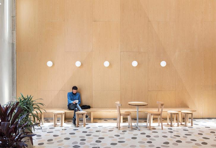 Кафе и пекарня Masa в Боготе (фото 6)