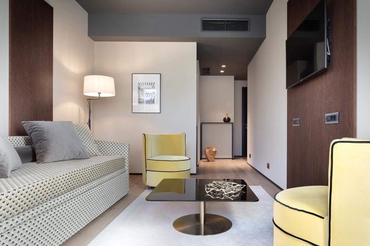 Speronari Suites: новый бутик-отель в Милане (фото 4)