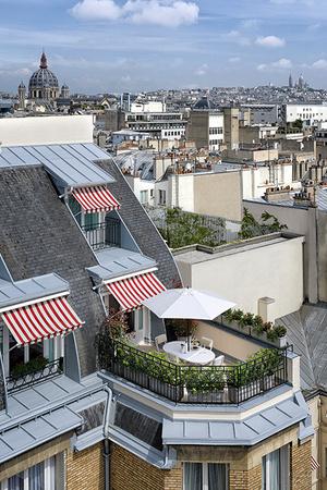 Круассаны в постель: 5 парижских отелей с образцовыми завтраками (фото 7)