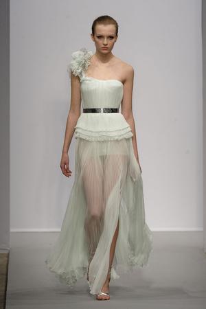 Показ Christophe Josse коллекции сезона Весна-лето 2011 года haute couture - www.elle.ru - Подиум - фото 214807