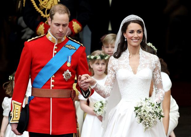 Как все начиналось: как выглядели Кейт и Уильям до брака (фото 15)