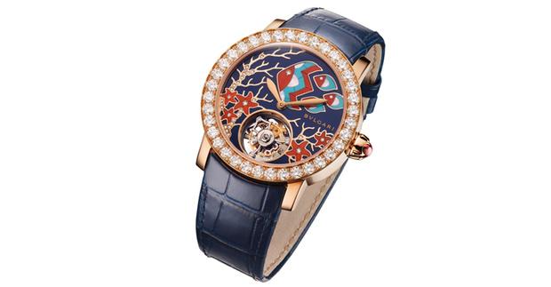 Часы Bulgari