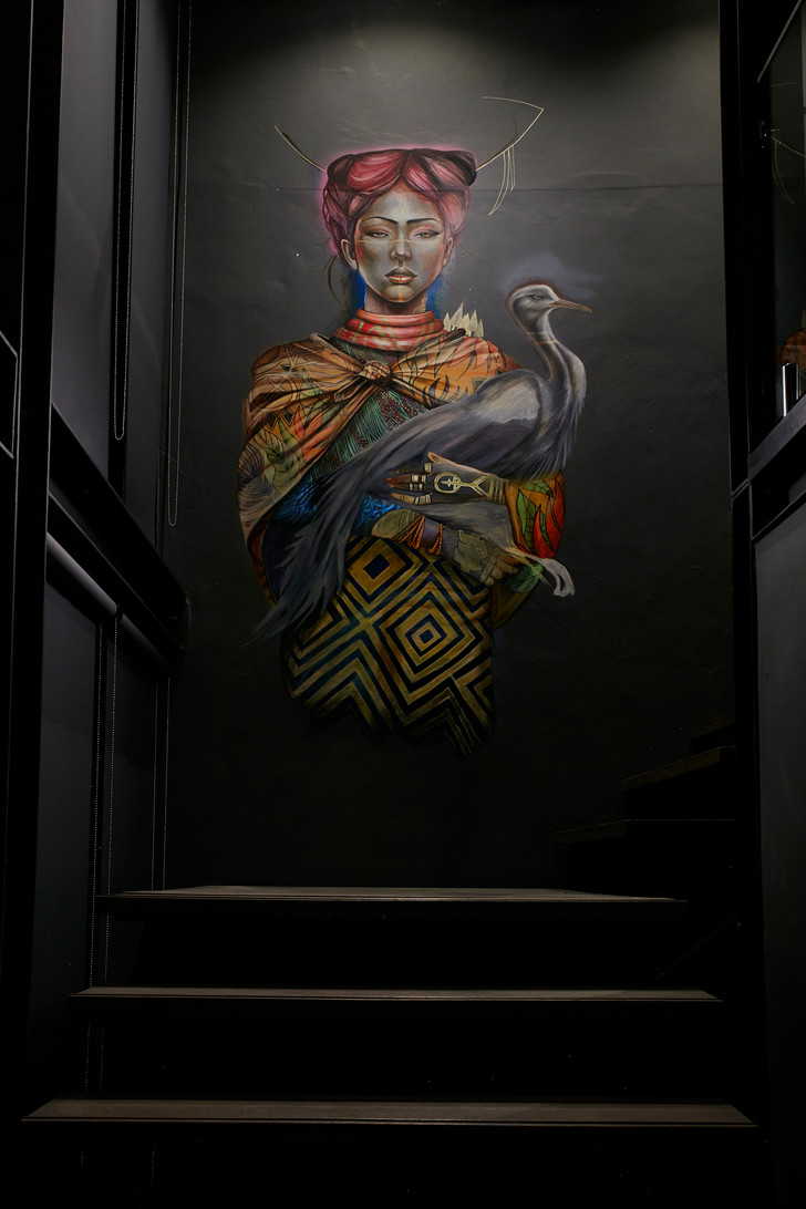 Магический ресторан FYN в Кейптауне (фото 10)