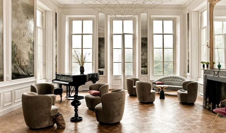 Новая романтика: отель Parc Broekhuizen в Утрехте (фото 0)