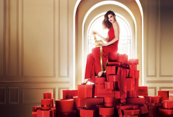 Счастье как подарок: рождественская коллекция Lancôme