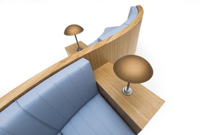Fendi Casa перевыпустила уникальную мебель по дизайну Гильермо Ульриха   галерея [1] фото [2]