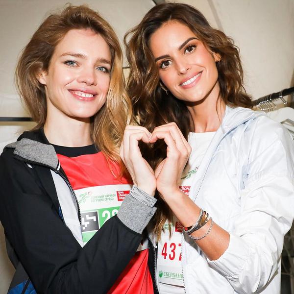 В Москве прошел благотворительный марафон «Бегущие сердца» | галерея [1] фото [4]
