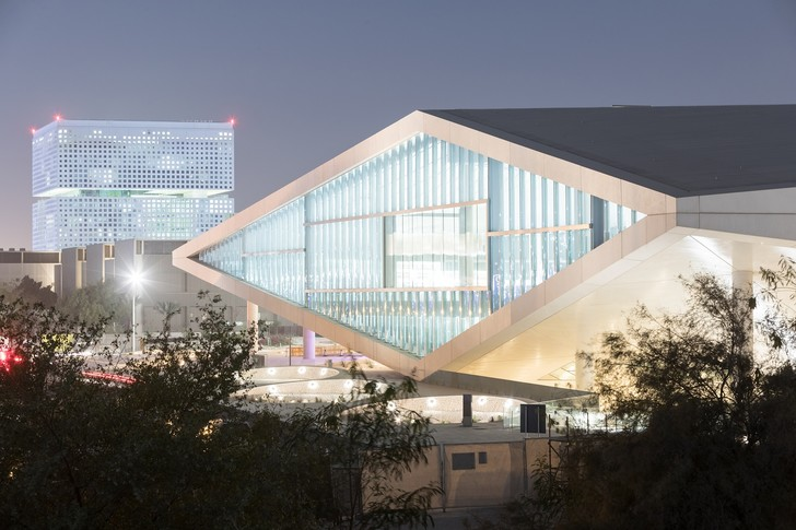 Библиотека по проекту Рема Колхаса (фото 4)