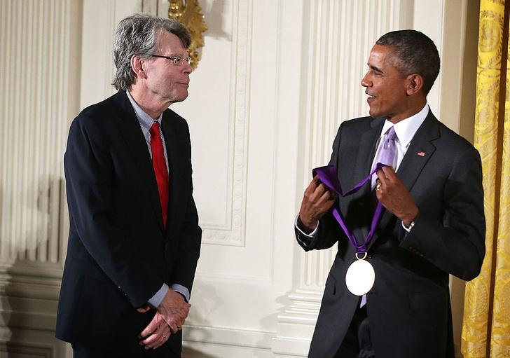Стивен Кинг: неожиданное в творчестве (фото 17)