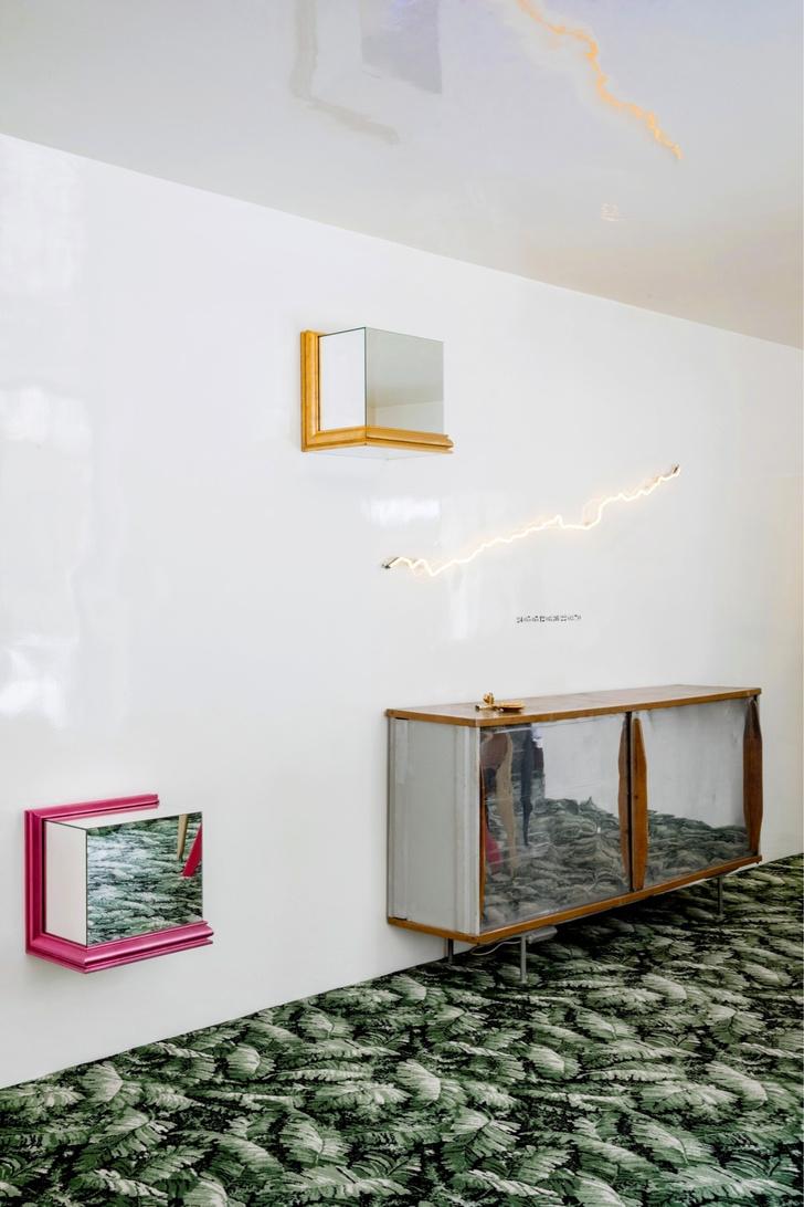 Эклектичная квартира по проекту Матиаса Кисса (фото 12)