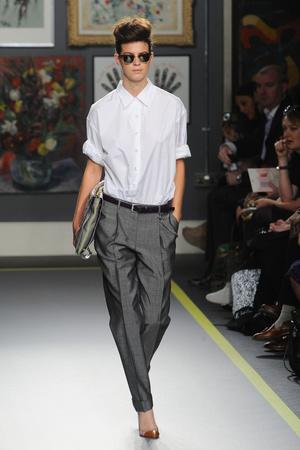 Показы мод Paul Smith Весна-лето 2011 | Подиум на ELLE - Подиум - фото 2595