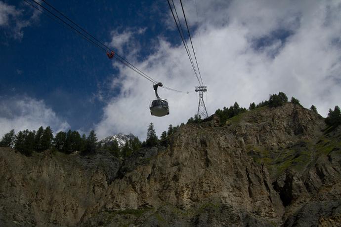 Итальянские Альпы: 10 главных достопримечательностей долины Аосты | галерея [10] фото [1]