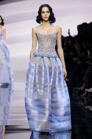 Показ Armani Prive коллекции сезона Весна-лето  2016 года Haute couture - www.elle.ru - Подиум - фото 602792