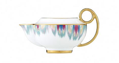 Новая коллекция посуды от Hermès | галерея [1] фото [1]