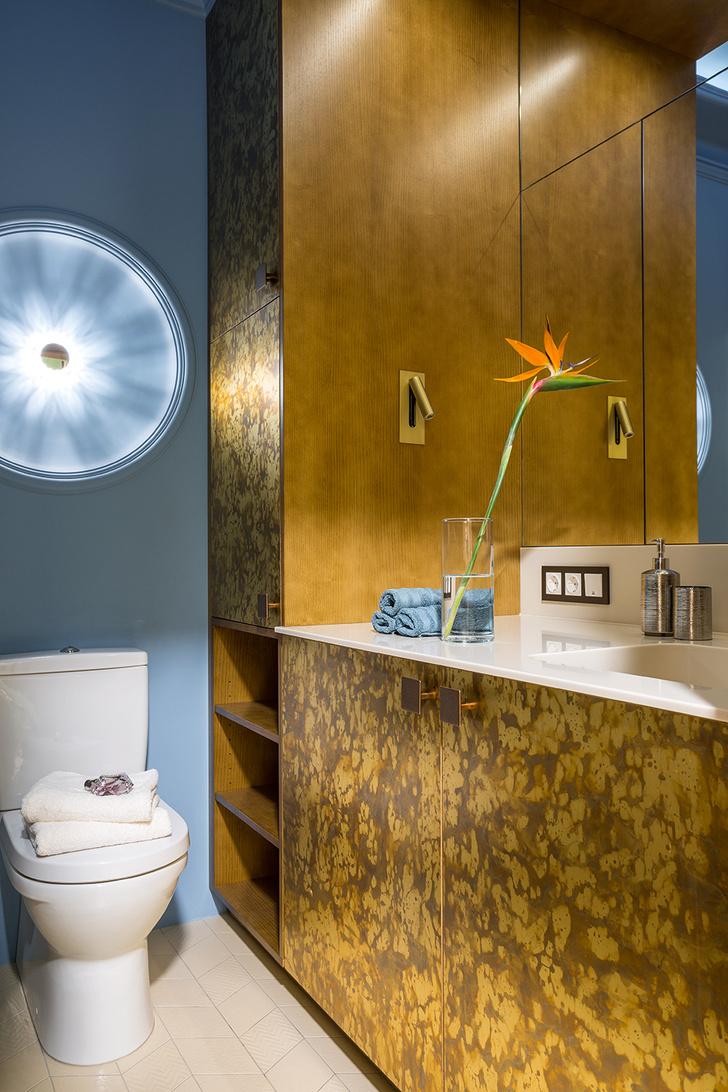 Квартира 65 кв.м: проект декораторов Влады Петерсон и Натальи Забановой (фото 19)