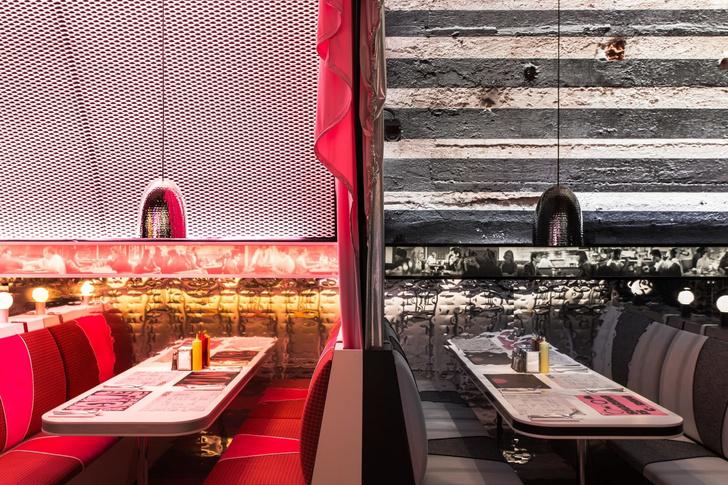 Американская закусочная Дэвида Роквелла в Милане (фото 4)