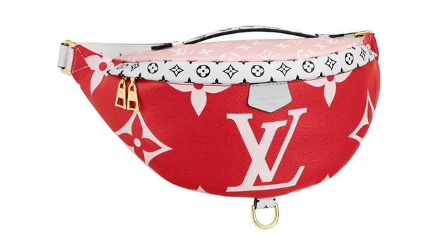 Крупным планом: поясная сумка Louis Vuitton (фото 1)