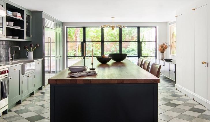 Классический интерьер дома в Бруклине (фото 5)