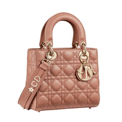 История одной сумки: как Lady Dior стала культовым аксессуаром? (галерея 2, фото 1)