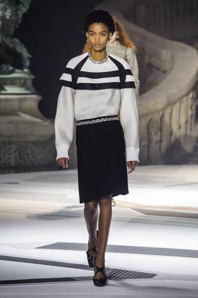 Показ Louis Vuitton закрыл Неделю моды в Париже (галерея 1, фото 1)