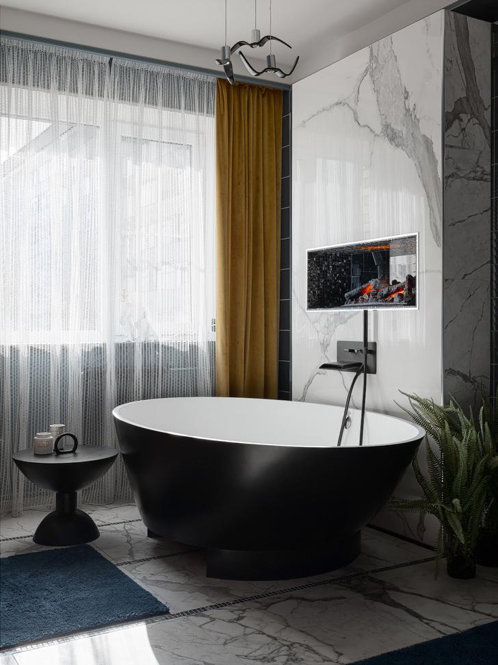 Тренды 2020: дизайн ванной комнаты (фото 26)
