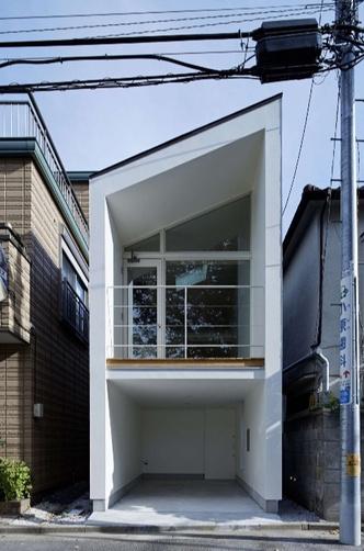 Тонкости архитектуры: японские микродома (фото 9.1)