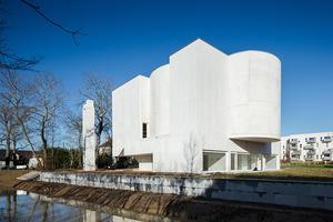 Бетонная церковь Алваро Сизы во Франции (фото 3.1)