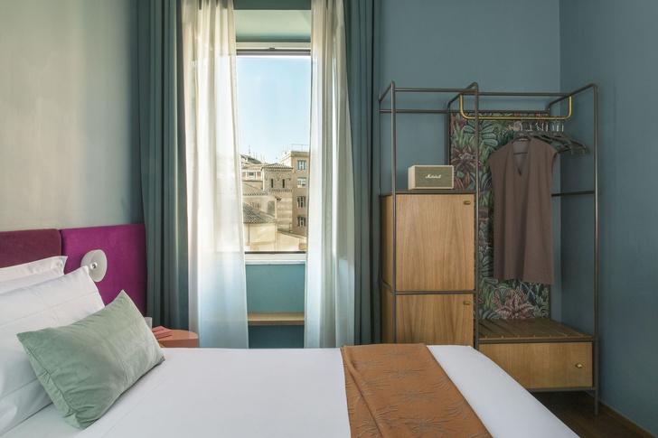 Комната в Риме: уютный бутик-отель в духе кондоминиума (фото 0)